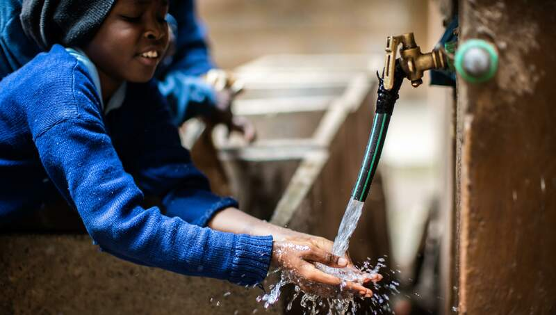 Malawi: clean water and hygiene to fight Corona