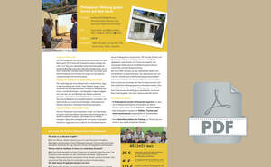Projektflyer zum Download